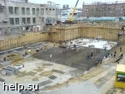 В Новосибирской области остановлено более 40% строек