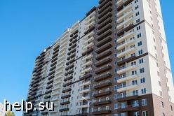 В Волгограде достроен проблемный жилой комплекс «Шоколад»