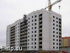 Северная пальмира снизила темпы строительства жилья