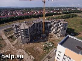 В Саратове примут решение о консервации долгостроя в ЖК «Победа»