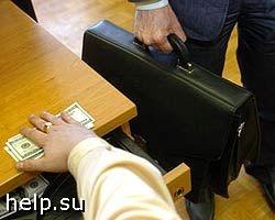 Волгоградский чиновник задержан с поличным