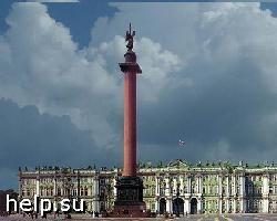 Штормовое предупреждение в Санкт-Петербурге