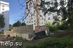 В центре Уфы проблемный дом достроит Фонд защиты прав дольщиков