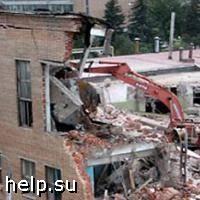 В Воронеже хотят снести четыре жилых дома
