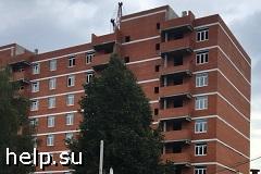 В Калужской области в Малоярославце долгострой обещают достроить в июне 2022 года