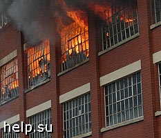 На заводе Ленинградской области произошел взрыв