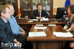 В Воронеже дольщики, обманутые на миллиард рублей, обратились за помощью к губернатору