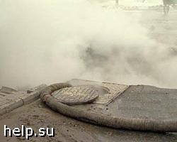Из-за аварии Новосибирск остался без тепла