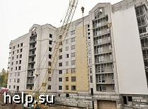 """В Барнауле готовят сдать в эксплуатацию часть проблемного ЖК """"Парковый"""""""