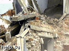 Землетрясение в Чечне: погибли 13 человек