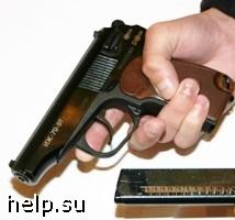 Протестующих припугнули травматическим пистолетом