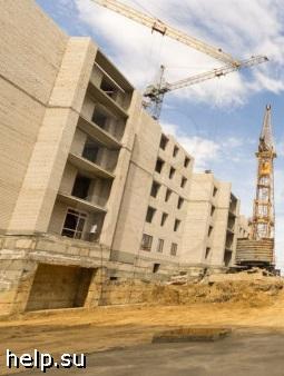 В Барнауле «Барнаулкапстрой» возобновил строительство скандального ЖК «Парковый»