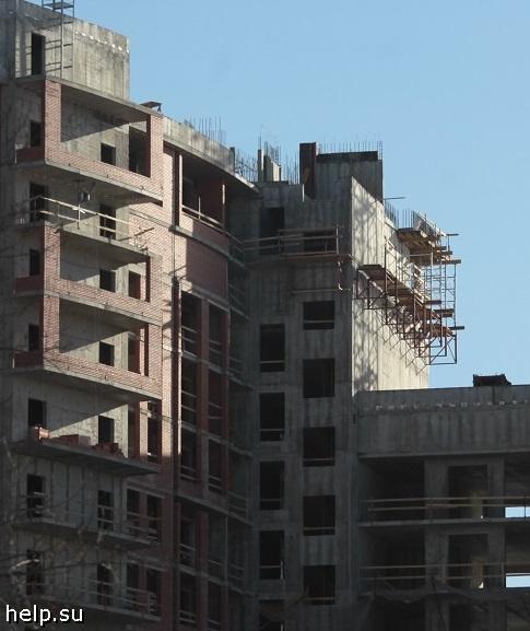В Мурино ввели в эксплуатацию долгострой ЖК «Сокол»