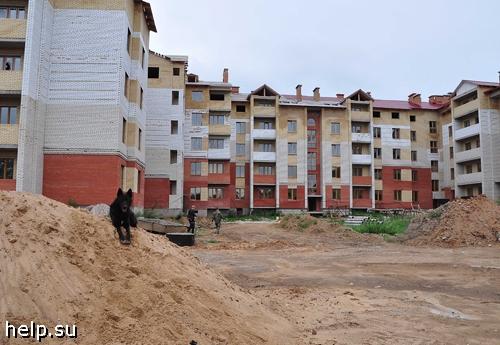 В Ярославле обманутые дольщики получат достроенный дом