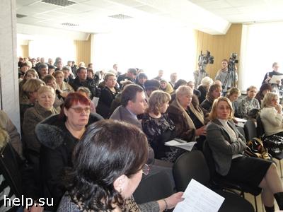 Чиновники встретятся с голодающими дольщиками Петербурга