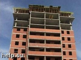 Строительство каждого третьего дома в Москве замораживается