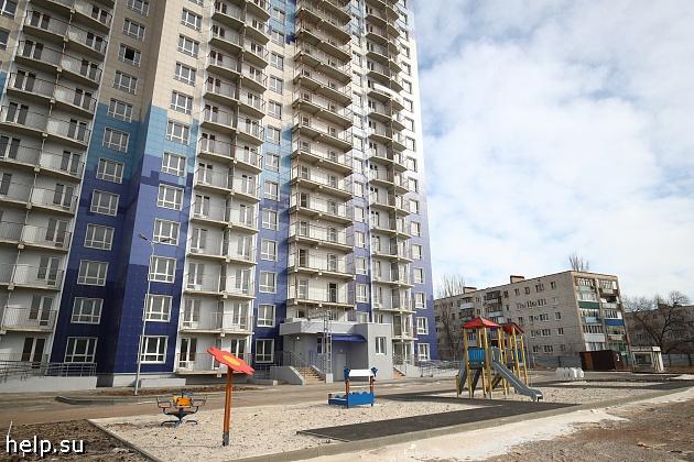 Первый дом ЖК «Адмиралтейский» в Волгограде готов к заселению