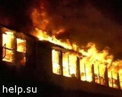 Пожар в доме престарелых унес жизни 23 человек