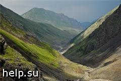 Республика Северная Осетия - Алания.