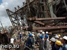 В Омской области поезд упал в Иртыш по вине пьяного водителям