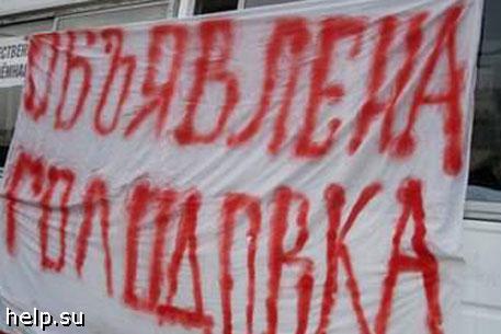 Вологда: дольщики голодают вторую неделю