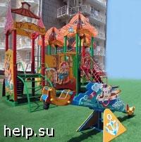 Лужков решил «оставить себе» детские площадки