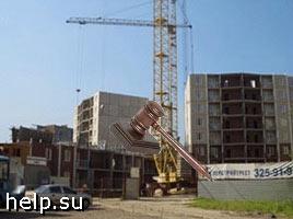 В Петербурге впервые по решению суда приостановлено строительство жилого дома