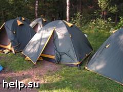 В Люберецком районе появится палаточный городок обманутых дольщиков