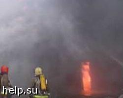 В воскресенье в Тульской области сгорела больница