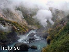 Уникальная долина Гейзеров на Камчатке уничтожена селем