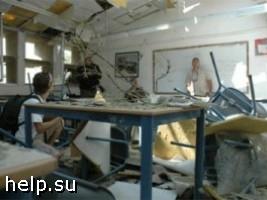 В Оренбургской области обрушилась школа, пятеро детей погибли