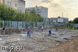 """В Чебоксарах жилой дом в микрорайоне """"Соляное"""" планируют сдать до конца 2022 года"""
