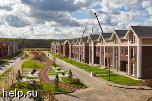 В деревне Бережки городского округа Подольск Московской области ввели в эксплуатацию корпус в проблемном ЖК «Каскад Парк‑2»