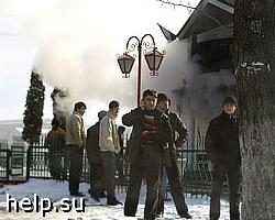 При взрыве в Назрани пострадали 4 человека