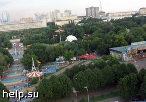 Парку имени Горького угрожает застройка