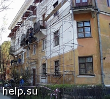 Капитальный ремонт ляжет на плечи москвичей