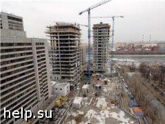 Объем строительства в России в январе-феврале снизился на 10%