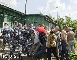В Южном Бутово едва не дошло до кровопролития