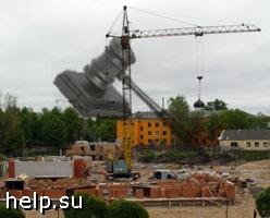 В Ярославле остановлено строительство двух жилых домов и торгового центра