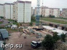 Екатеринбург. У строителей отбирают земельные участки